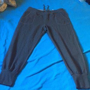 Women's L sweatpants grey